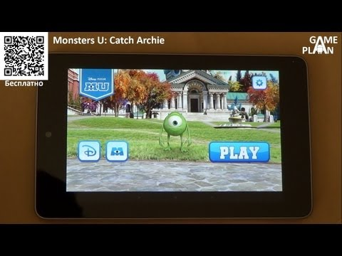 Обзор Monsters University (Университет Монстров) на Android - mob.ua