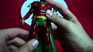 Toy Review: DC Universe Classics Wave 15 Star Man JSA Outfit
