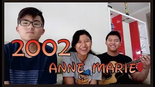 2002 - Anne-Marie (Cover Acoustic) Shine!