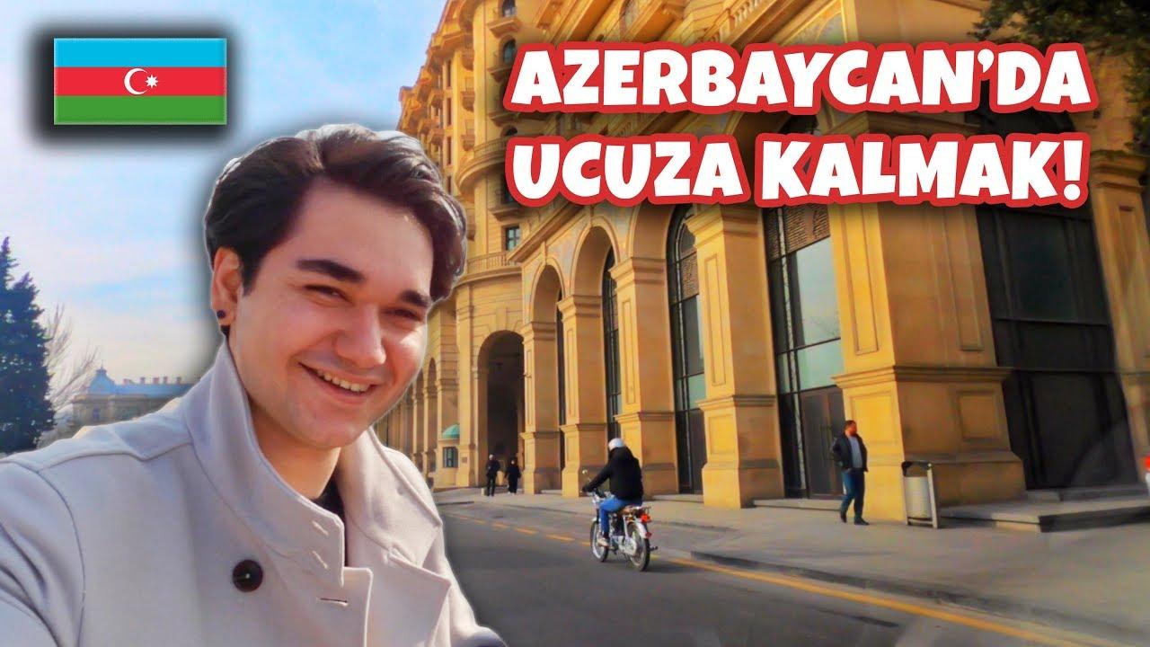 Azerbaycan'ı Daha Önce Hiç Böyle Görmediniz! (UCUZ KİRA, Gezilecek Yerler!)