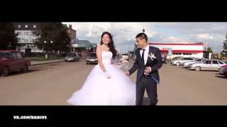 Свадебный клип Алсу Рафиль