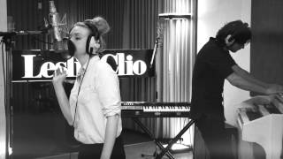 Leslie Clio - I Couldn't Care Less (Live Studio Session)