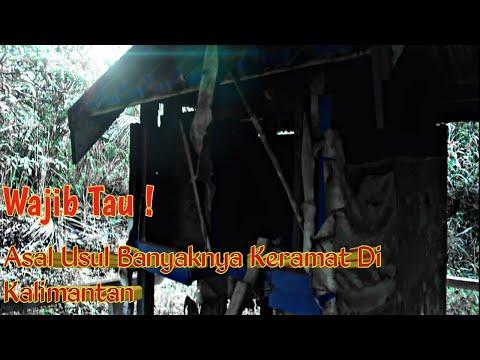 Tempat Keramat Suku Dayak Di Kalimantan