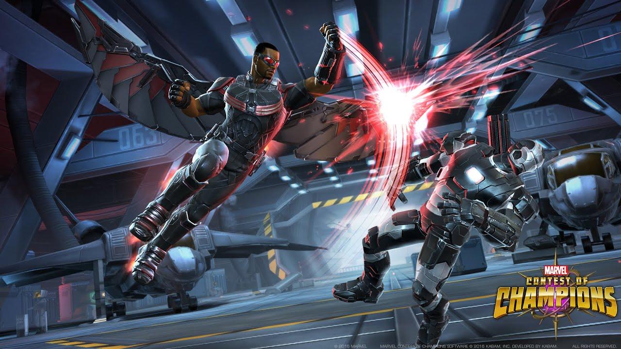 Great Wallpaper Marvel Falcon - maxresdefault  HD_6474100.jpg