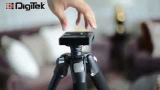 Digitek DFC-001 Z FLEX DSLR Camera Pan-Tilt Ball Head
