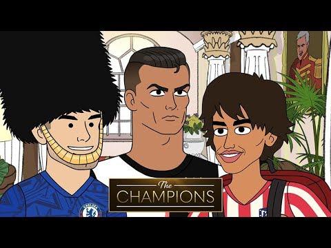 The Champions: Season 3, Episode 1