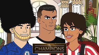 The Champions: Season 3, Episode 1