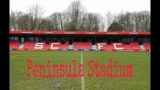 Salford City - Moor Lane New Stadium