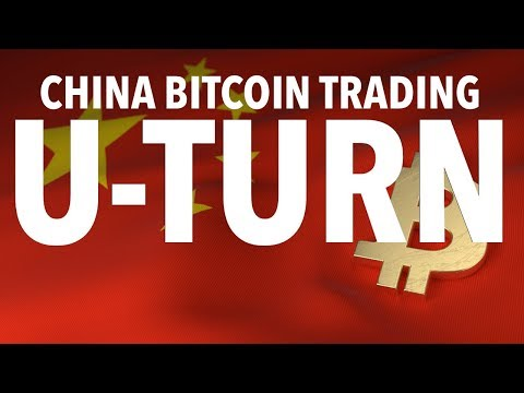 China Bitcoin Trading U-Turn   Price Will Skyrocket   BTC $5000