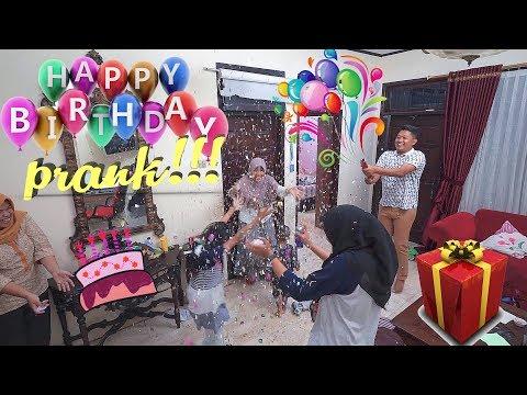BIRTHDAY PRANK!!! Ngerjain Mecca di hari ulang tahunnya ke 8