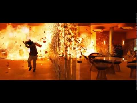 Quantum Of Solace final fight