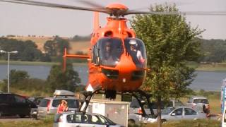 Christoph 34 Air Ambulance Landing/ Take Off