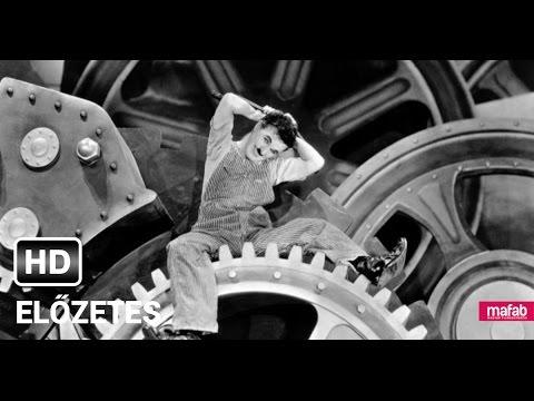Chaplin: Modern idők - magyar feliratos előzetes