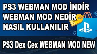 PS3 WebMAN 4 84 İndir WebMAN Kurulum ve Kullanım Rehberi