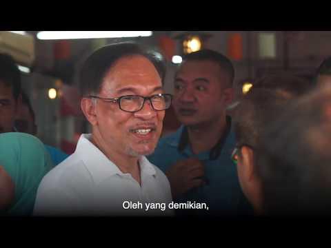 Anwar Ibrahim: Amanat Tahun Baharu 2019