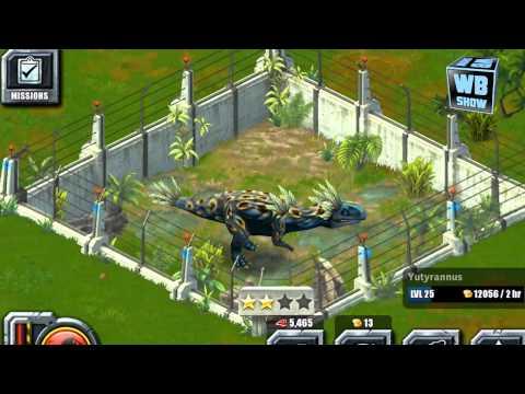 Jurassic Park Builder - Yutyrannus [Jurassic Park] [Limited]