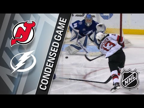 02/17/18 Condensed Game: Devils @ Lightning