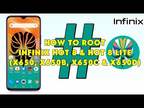 rooot your infinix x552 zero 3 or any other infinix brand in less than 5mins no pc required..