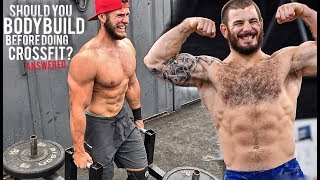 Using BODYBUILDING in CROSSFIT: What the world DOESN'T see