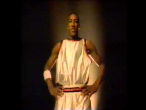1994 NBA TODAY SCOTTIE PIPPEN JAM SESSION