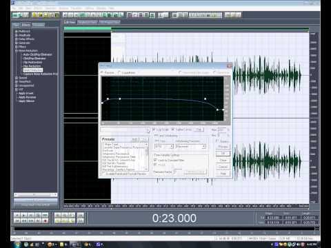 Hướng Dẫn Mix Rap trên Adobe Audition 1.5 ( Phần 2 )