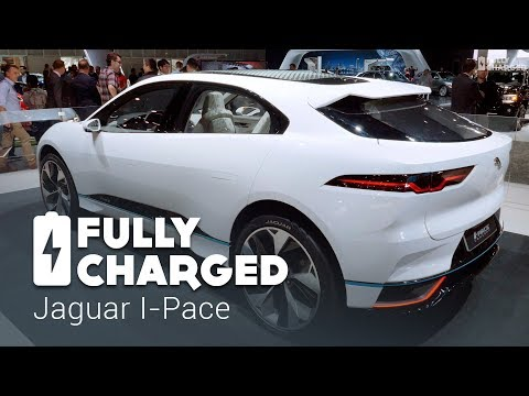 Jaguar iPace | Fully Charged