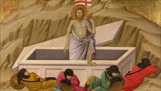 Ten gregorian chants for Easter day