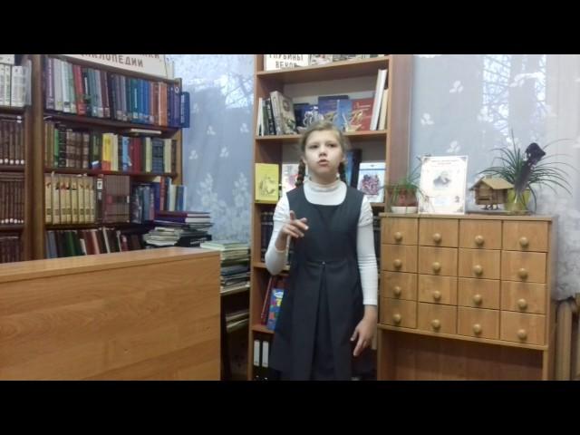 Изображение предпросмотра прочтения – АннаМитина читает произведение «Мышь и Крыса» И.А.Крылова