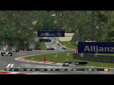 Grand Prix 4 OC 2006   Round 13   Hungarian Grand Prix Highlights
