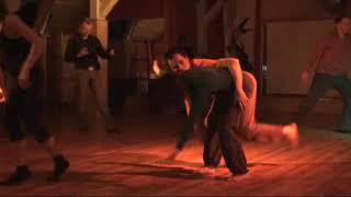 Adrian Russi   From Technique to Performance 2011 april   Performance   Adrian & Lilija