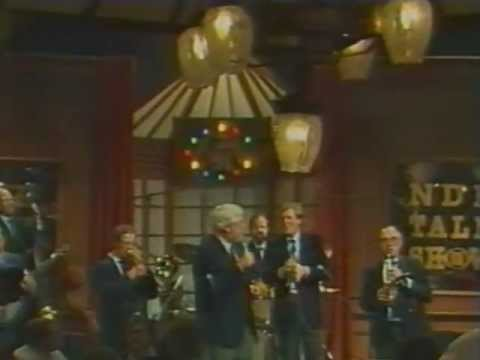 1984 Bill Ramsey + Wiesbadener Juristen Jazz Band: Margie / St.Louis Blues; NDR-TV