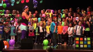Turnbow Elementary Choir | Back to the 80s