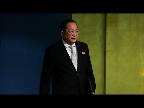كوريا الشمالية تهدد بوقف نزع أسلحتها  - نشر قبل 3 ساعة