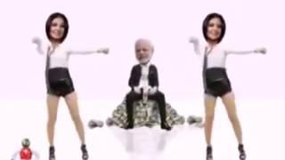 Modi ji dance vijay villu songe funny