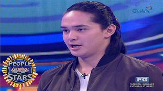 People vs the Stars: Ruru Madrid, ginaya ang hari ng Hathoria!