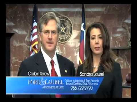Personal Injury Attorneys Ford and Laurel San Antonio Tx