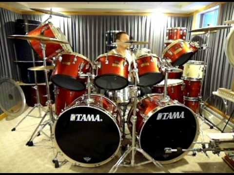 12 Piece Vintage Custom Tama Imperialstar Drum set   YouTube 12 Piece Vintage Custom Tama Imperialstar Drum set