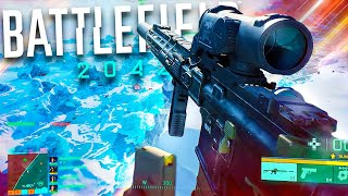 BATTLEFIELD 2042 NUEVO GAMEPLAY TRAILER OFICIAL - AlphaSniper97