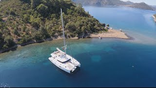 IPANEMA 58 - Fountaine Pajot Sailing Catamarans (Version Française)