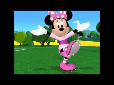 Disney Junior España    La Casa de Mickey Mouse   Mickey Mousejercicios: Jugar al fútbol