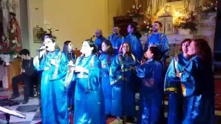 Gospel Black Soul Choir: Natale Solidale a Masullas