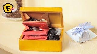 ОРГАНАЙЗЕР ДЛЯ МЕЛОЧЕЙ СВОИМИ РУКАМИ》коробка для мелочей — как сделать?