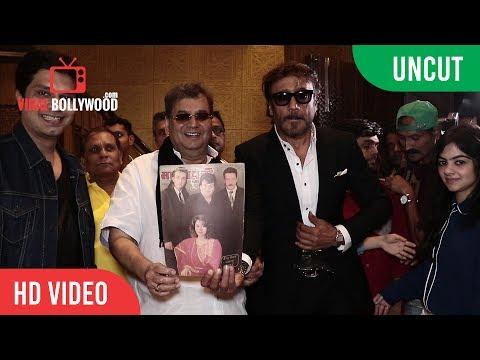 UNCUT -  Khalnayak Special Screening | Jackie Shroff, Subhash Ghai | New Excelsior Cinemas
