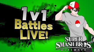 1v1's w/ Viewers & 3M+ GSP Grind LIVE! - Super Smash Bros. Ultimate