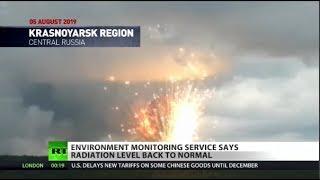 Russian village evacuated amid nuke accident
