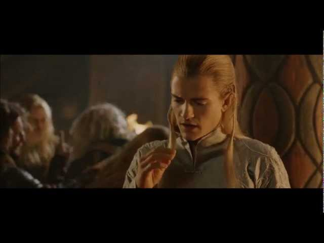 Lord Of The Rings Drinking Legolas Vs Gimli Chords