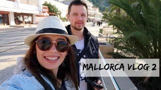 #VLOG: GRINGOS NADANDO NA ÁGUA CONGELADA | MALLORCA | Joyce Aurora