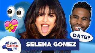 Selena Gomez Reacts To Jason Derulo Asking How To Date Her 👀 | FULL INTERVIEW | Capital