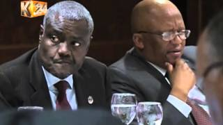 African nations expected to endorse mass walkout of the ICC during ongoing AU summit in Addis Ababa