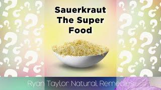 Sauerkraut Is A Superfood #Shorts